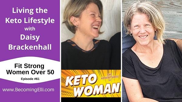 Living the Keto Lifestyle with Daisy Brackenhall - BE