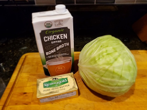 Cooking Cabbage in the Instant Pot