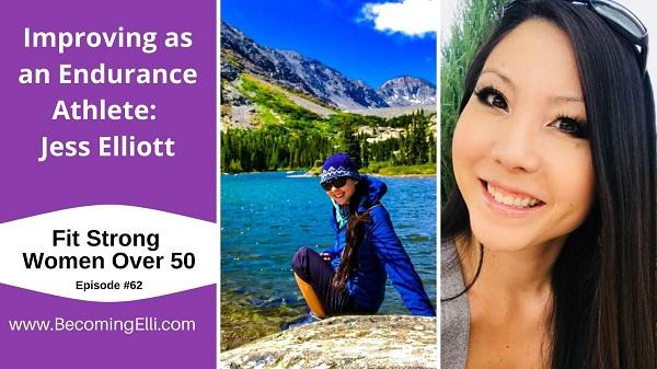Improving as an Endurance Athlete Jess Elliott