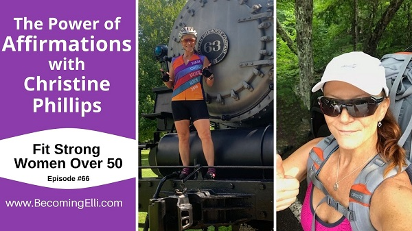 The Power of Affirmations with Christine Phillips BE