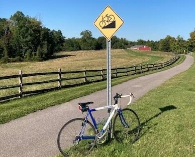 fun of fall biking
