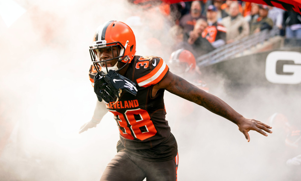 TJ Carrie Overcame Heart Surgery to Earn NFL Starting Status