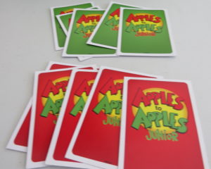 Game-Apples to Apples playing cards