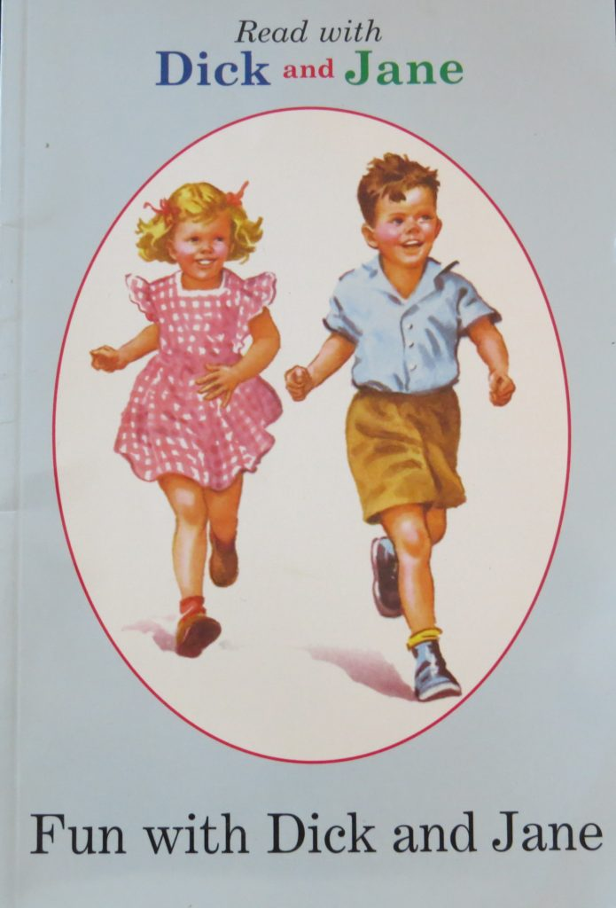 Dick and Jane Book