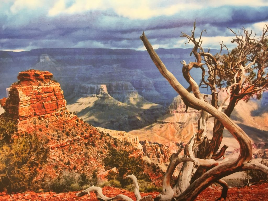 Calendar Picture of The Grand Canyon