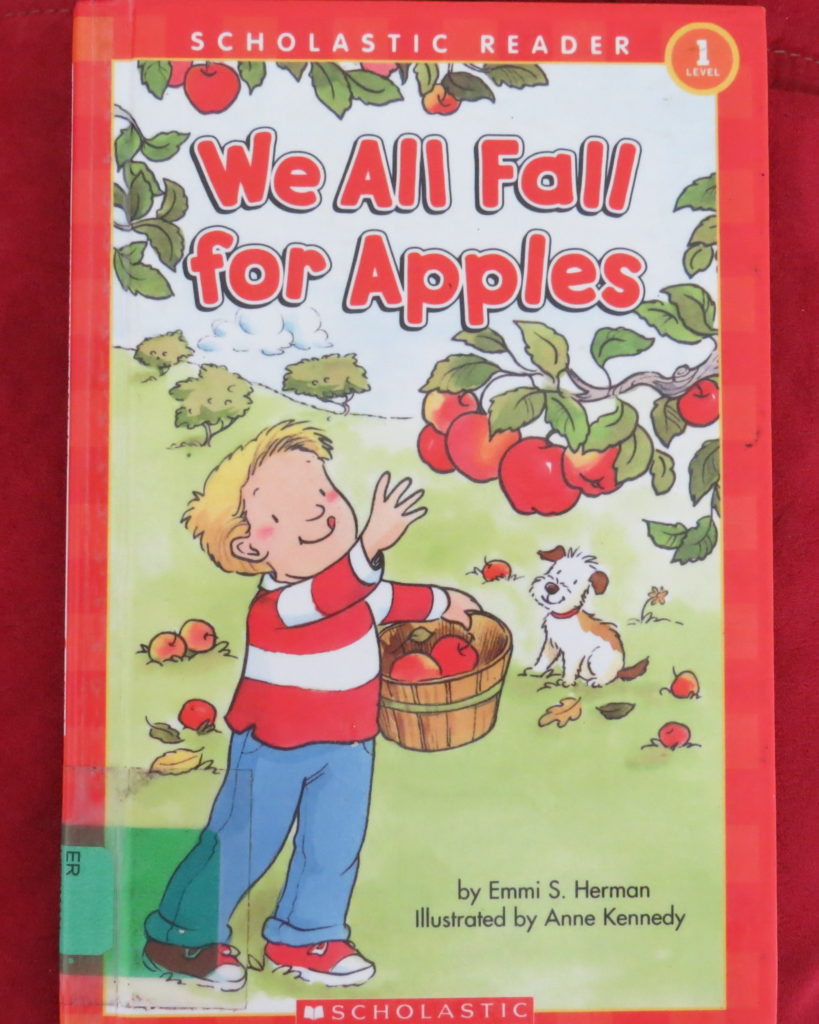 We All Fall for Apples book
