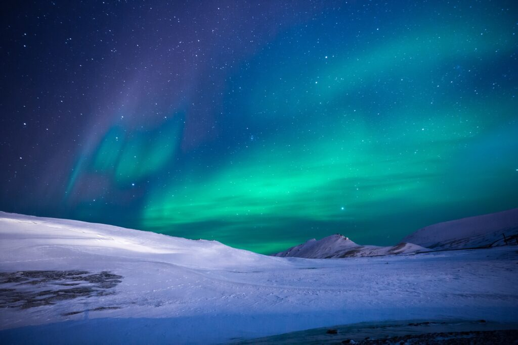 Northern Lights--Science Fiction