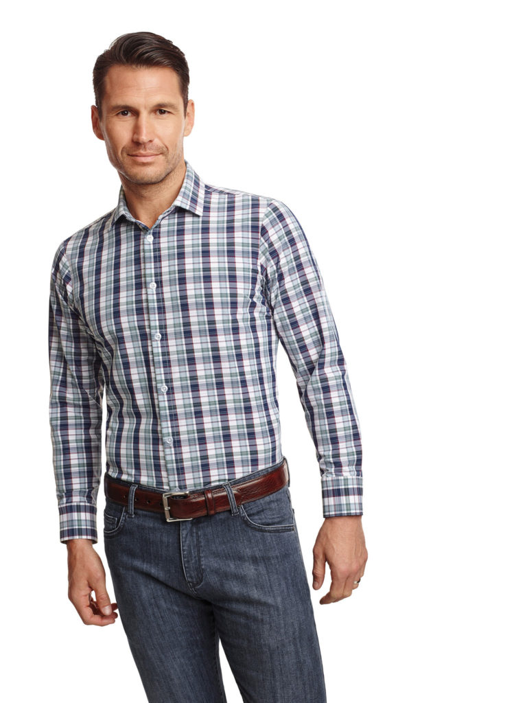 Tom James Company Erik peterson spring summer 2019 Sportwear jeans shirts sweaters v neck vests