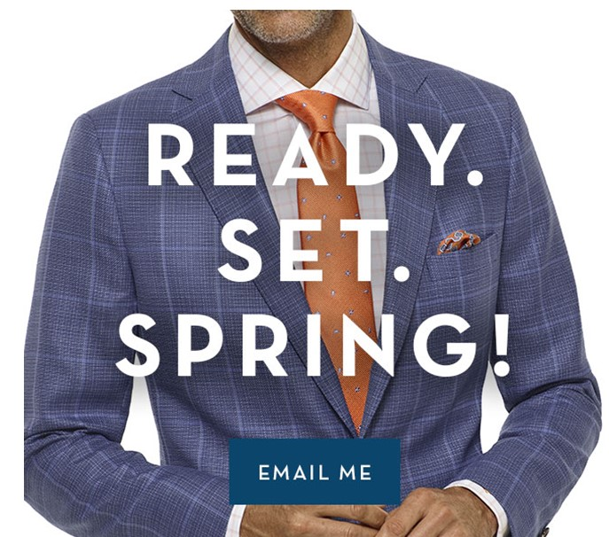 Custom Suits Erik peterson Tampa Sarasota lakeland custom shirts tom james mens fashion