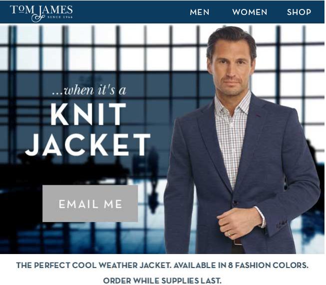 knit casual jackets mens fashion