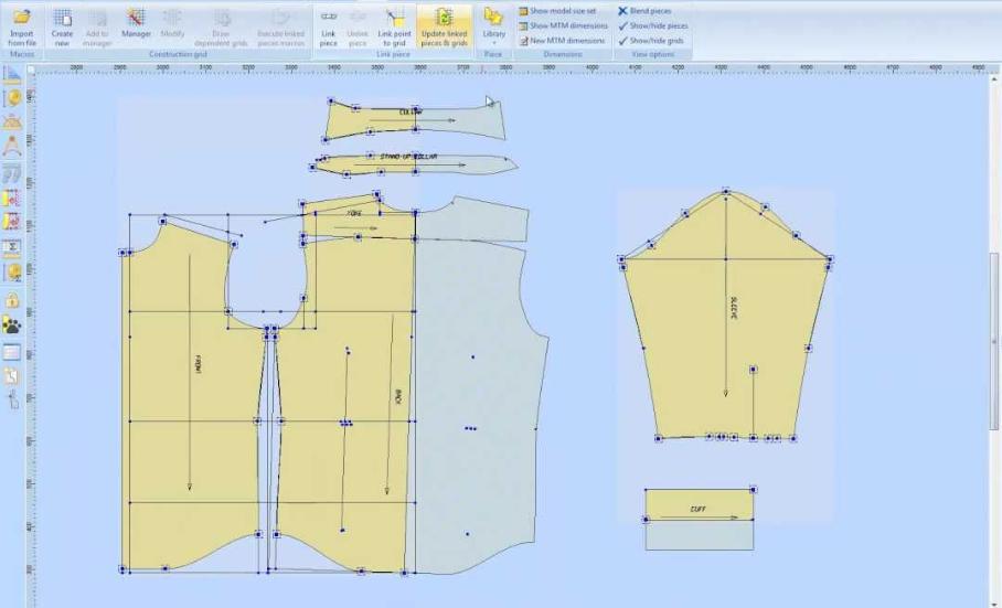 Made to Measure MTM bespoke Custom Suits Shirts Jacket Erik Peterson