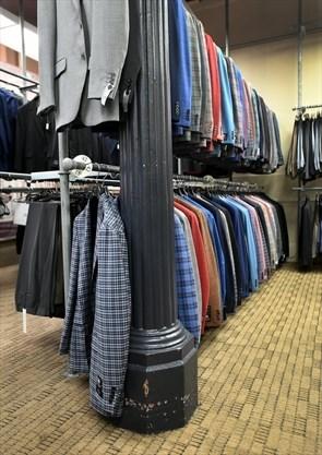Tom James Coppley Erik Peterson Tampa Suit Shirts Ties Bespoke Tailored