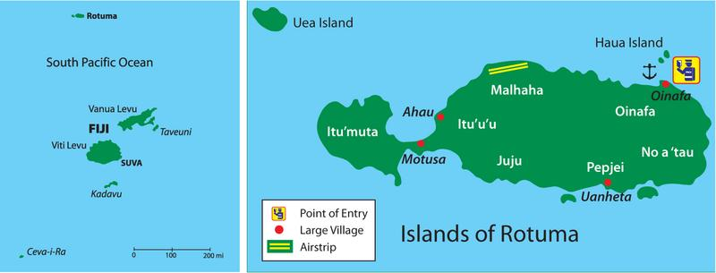 Could Measles virus and Ebola virus be working together in the DRC? The Fijian island of Rotuma may be a prescient case study.
