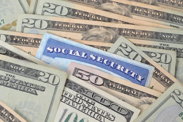 Social Security consumer price index