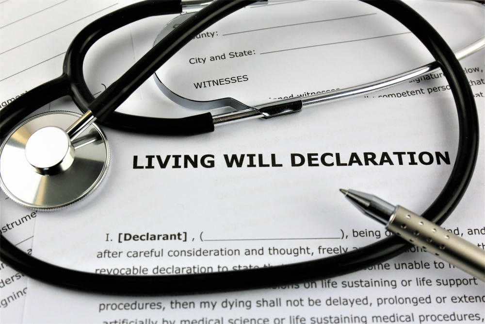 Living Will Do-Not-Resuscitate