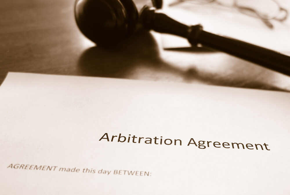 Nursing Home Arbitration