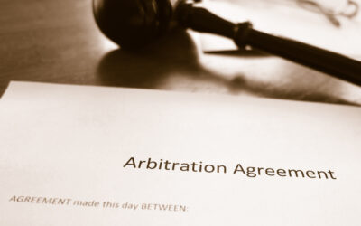 Nursing Home Arbitration Agreements Are Back