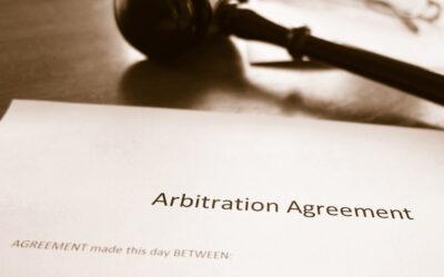 Nursing Home Arbitration