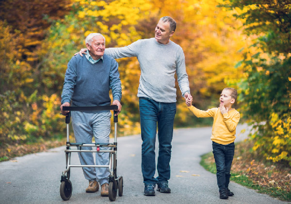 Caregivers Generation X