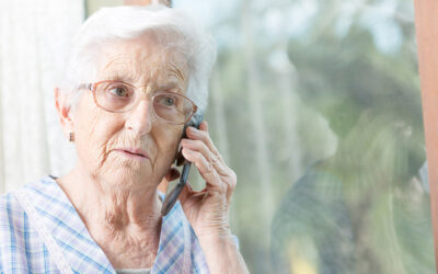 Staying Connected When Nursing Home Visits are Banned