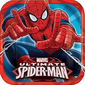 ultimate-spiderman-Lunch-Plate1-175