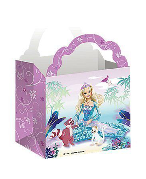 Barbie Island Princess Party Favor Treat Purses