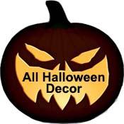 All-Halloween Decor