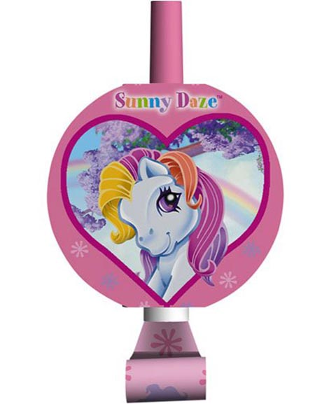 My Little Pony Party Favor Blowouts