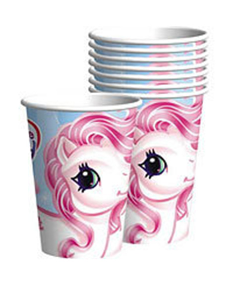 My Little Pony 9 oz Paper Cups
