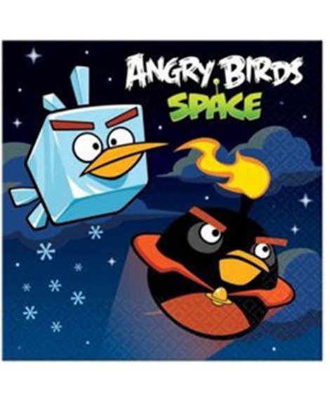 Angry Birds Space Beverage Napkins