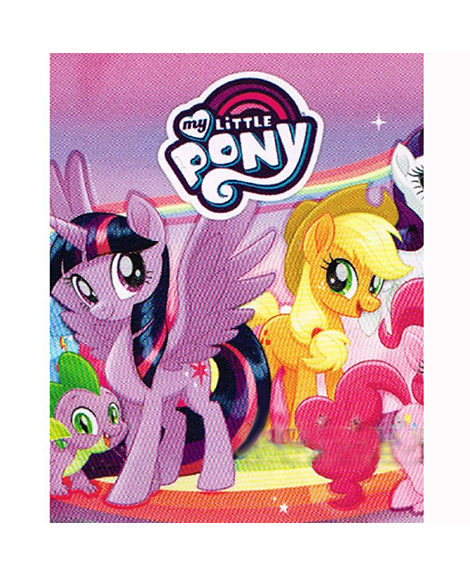 My Little Pony 2 Plastic Table Cover