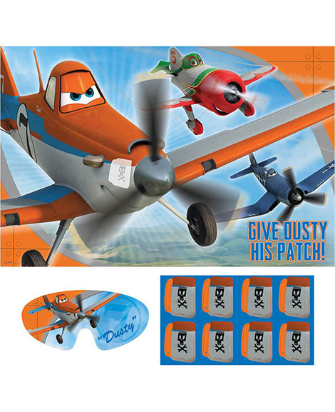 Planes Dusty and Friends Party Game