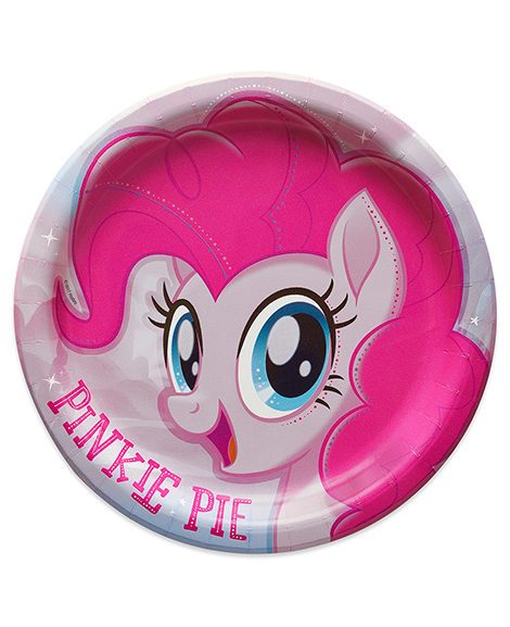 My Little Pony The Movie Dessert Plates 8 Ct