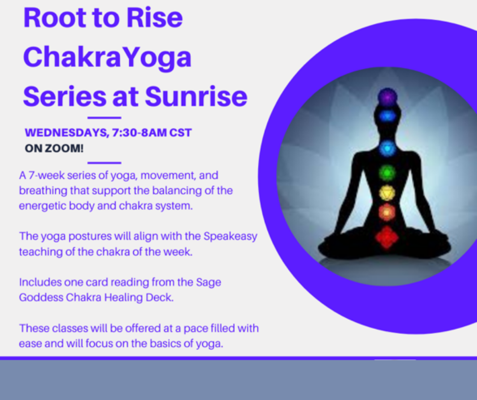 Root to Rise Sunrise Chakra Yoga