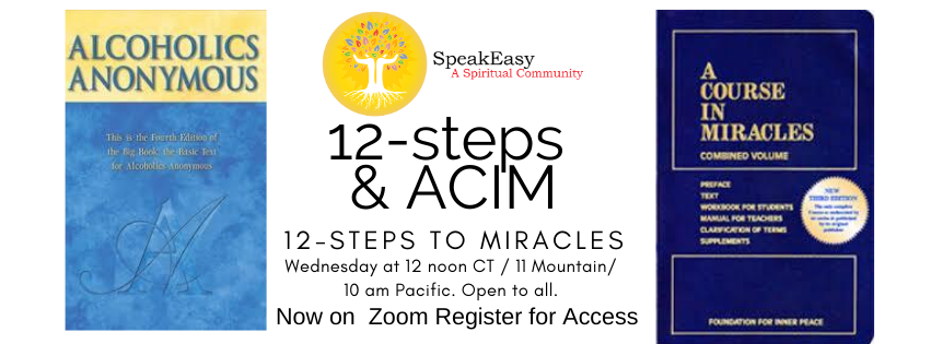 12-Steps to Miracles