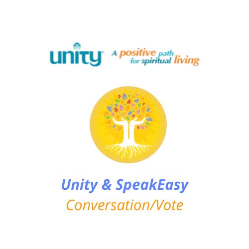 Unity & SpeakEasy Conversation/Vote