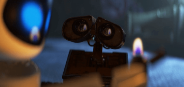 Wall-E Cinemagraph