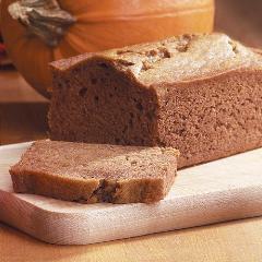 Organic Pumpkin Spice Quick Bread
