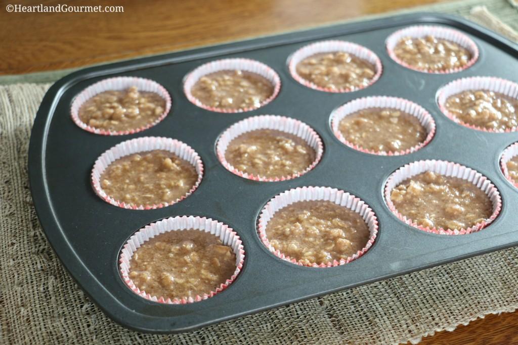 apple cinnamon muffins1