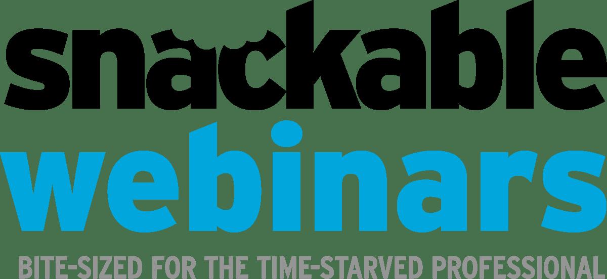 snackable-webinars