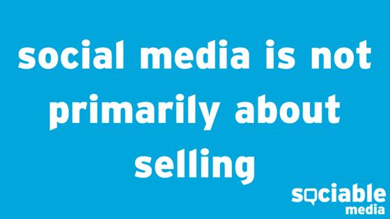 Sociable Media blog