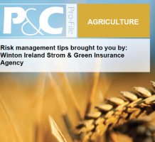 WISG Newsletters - Agriculture P+C
