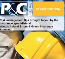 WISG Newsletters - Construction P+C