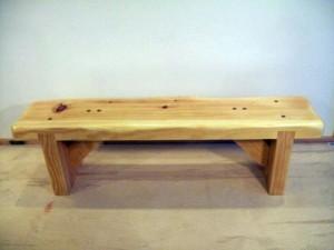 bench-three