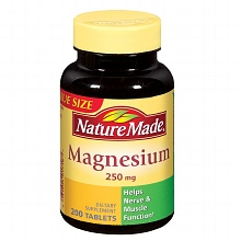 Insane Medicine - Magnesium at 300 mg a day improves physical performance in women.