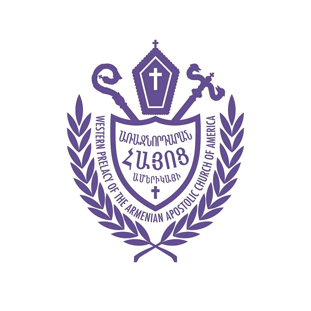 AAM Board of Trustees Western Prelacy of the Armenian Apostolic Church Logo