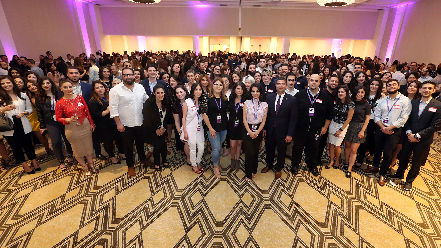 AYP Summer Mixer Benefiting Armenian American Museum with More Than 700 Young Professionals