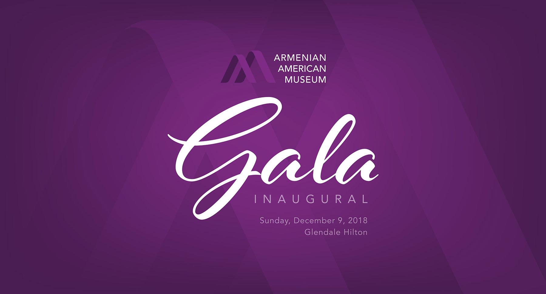 Armenian American Museum Announces Inaugural Gala