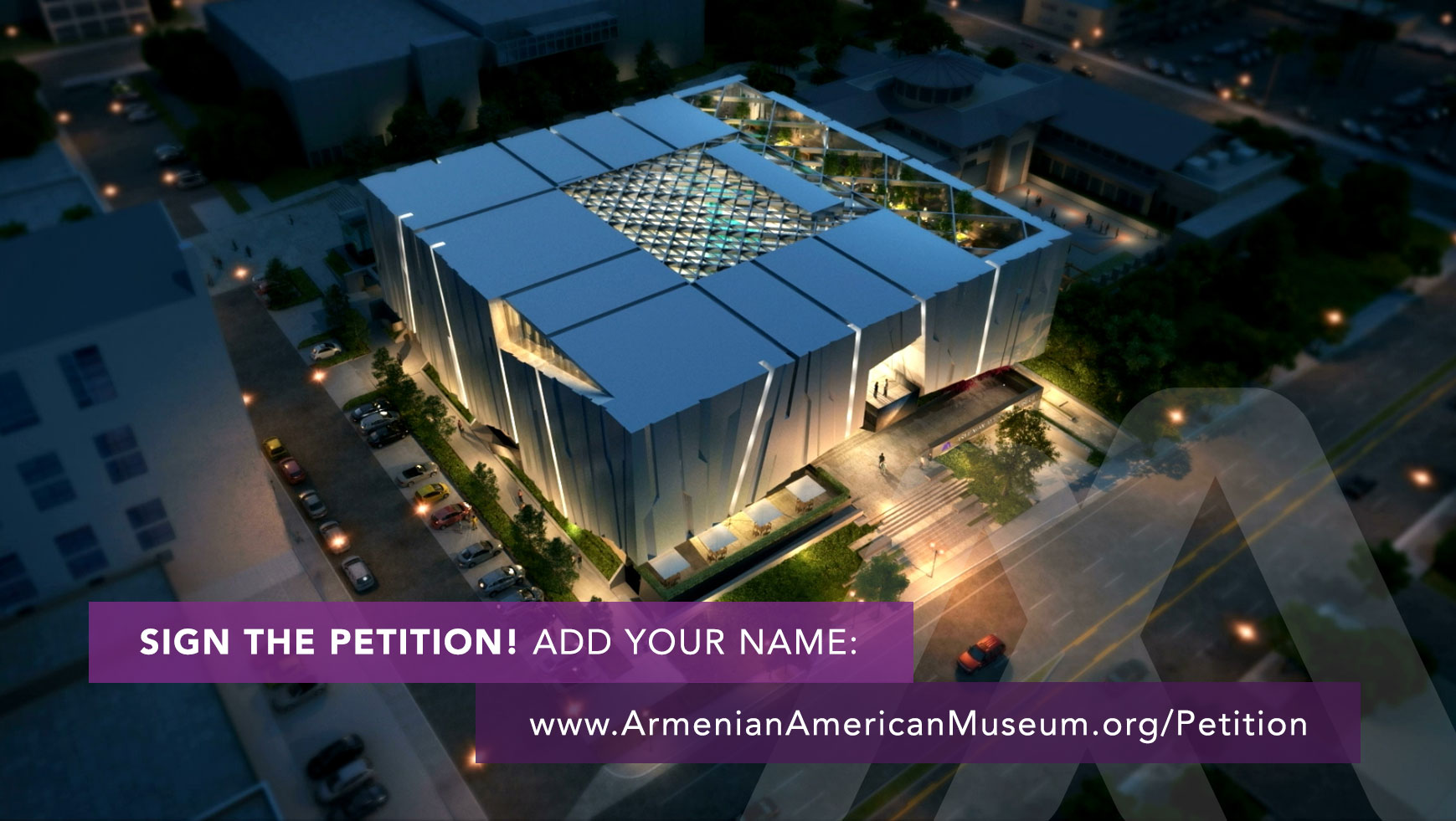 Armenian American Museum Petition