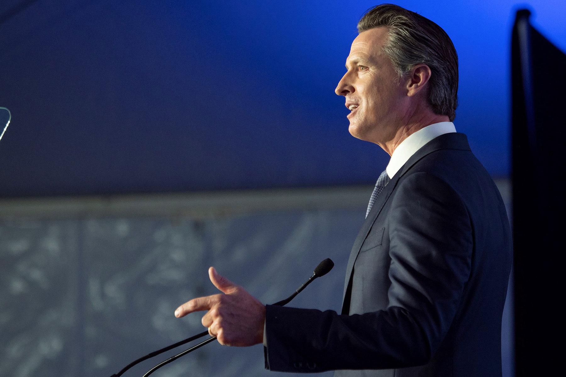 Governor Gavin Newsom Budget